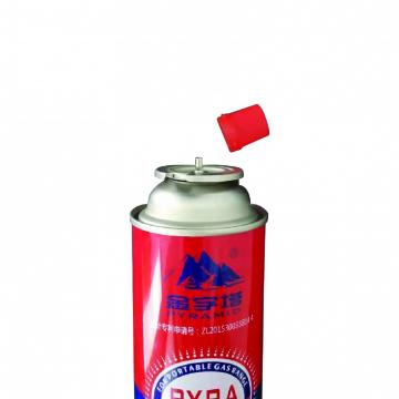 Customers Requirement Camping cooking fuel gas cartridge for outdoor