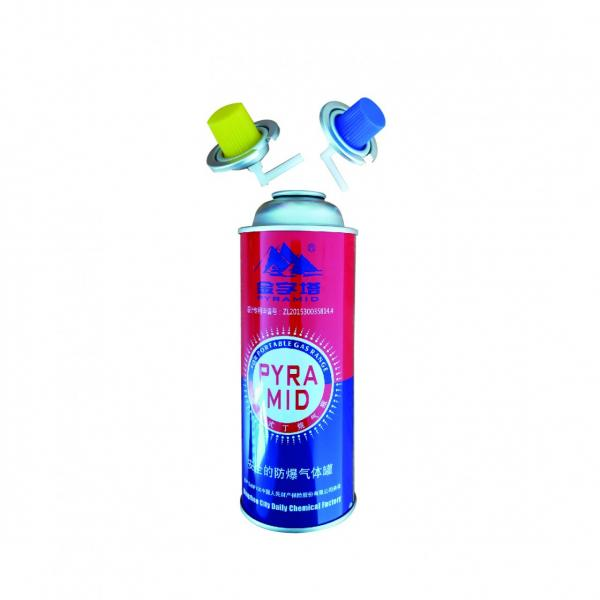 Empty travel gas canister with good price