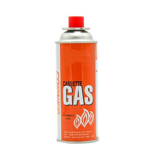Scew type 450g butane gas canister cartridge can cylinder
